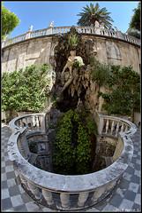 Palazzo Lomellino (Vietto) Tags: genova rolli lomellino palazzo liguria italia italy palazzolomellino sony a77 fisheye fish