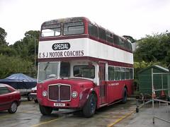 Ex AERE Regent V. (Renown) Tags: bus doubledecker aec regentv parkroyal av590 esj motorcoaches cornwall 241ajb rfo361 aere falmouth