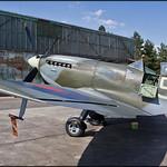 Supermarine Spitfire Mk XVI E TE184 thumbnail