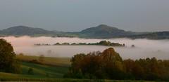 Insel im Nebelmeer (michaelschneider17) Tags: heimat deutschland reisen natur berge sachsen