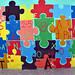 Enigme sous forme de puzzle