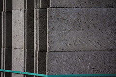 18-04-29 struk min mal dsc09497-1 (u ki11 ulrich kracke) Tags: abstrakt horizontale minimal nah schicht struktur textur vertikale