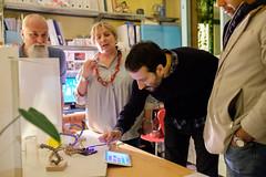 Reggio Residency – Robinson Light Play (The Tinkering Studio) Tags: lightplay activity reggioemilia residency robinsonschool