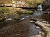 Cauldron Falls (RichySum77) Tags: waterfall falls north yorkshire river stream creak water swirl canon eos 80d rocks tree green spring uk