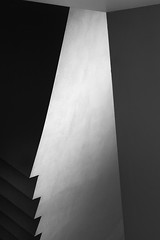 Shapes Study 39 (StefanB) Tags: 1235mm 2017 abstract architecture em5 geotag light sanjose shapes shapesstudy usa techmuseum detail