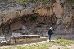 Plutonion cave (Chris Maroulakis - Off for a few weeks) Tags: plutonion cave archaeological site hades persephone mythologie greekmythology eleusis elefsina attica greece nikond7000 chris maroulakis 2018