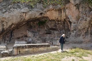 Plutonion cave