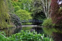 Promenade à Val-Dieu (Kimoufli) Tags: valdieu aubel belgique belgium campagne promenade abbaye nikon d5300 nature étang marre pont