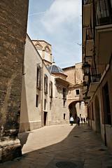 Calle de la Barchilla - València (Kiko Colomer) Tags: francisco jose colomer pache kiko valencia valence calle barchilla carrer barcella catedral arte iglesia peatonal centro historico urbano barrio barri seu