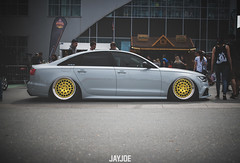 LOWSCTY MEETING 2018 (JAYJOE.MEDIA) Tags: audi a6 low lower lowered lowlife stance stanced bagged airride static slammed wheelwhore fitment