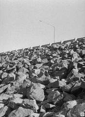 landscape (Pavel Vrzala) Tags: australia australie canberra 2015 2014 olympus pen ft penft blackandwhite bw 35mm halfframe film act city gungahlin suburb urbanlandscape citylandscape outskirts kodak kodaktmax100 tmax100 analog analogue analogphotography filmphotography blackwhite blackandwhitephoto