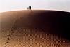 Trail Leads Up (bhop) Tags: imperial sand dunes desert nikon f100 kodak portra 400 portra400 film filmshooter kodakfilm filmcamera 50mm 70200mm c41 diy unicolor v700 california