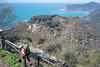 Cinque Terre Hiking Path (martinstelbrink) Tags: italien italia italy sony alpha7rii a7rii cinqueterre laspezia hikingpath wanderweg hiker wanderer coast küste medierranian mittelmeer meer sea voigtländervmeclosefocusadapter leicasummicron35mmf20preasph leicasummicron35mmf20i leica summicron 35mm f20 preasph liguria ligurien