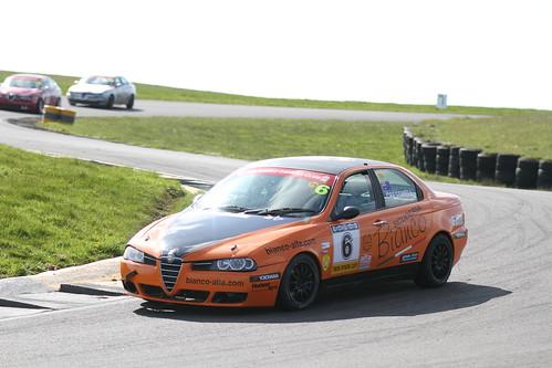 Alfa Romeo Championship - Anglesey 2018