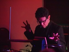Chris Conway @ Snowbawl 2018 (unclechristo) Tags: snowbawl chrisconway theremin