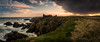 New Slains Castle (GenerationX) Tags: aberdeenshire barr bowness bramstoker canon6d crudenbay dracula goatshillock neil newslainscastle northsea porterroll scotland scottish tamleyhead thebow thebusks thedonnons castle cliffs clouds dusk evening gloaming grass landscape panorama rocks ruin sea seabirds seagulls silhouette sky stitched stormy sunset tower water waves unitedkingdom gb