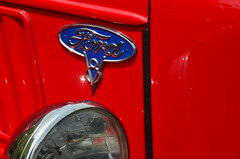 Red (wjw0608) Tags: truck 1936 ford pickup hotcopperautoshow copperopolis california