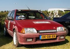 Citroën AX GT (Skylark92) Tags: nederland netherlands holland noordholland vijfhuizen expo centrum haarlemmermeer citromobile 2018 citroën ax gt 1989 xk08xh