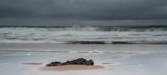 Stormy seas (ola_er) Tags: sea waves dramatic moody crushing scotland