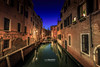 Venezia_0720 (ivan.sgualdini) Tags: italy night seaitaliano bridge canal canon city cityscape dusk evening exposure flag gran italia lights long river still venezia venice veneto it