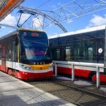 Škoda Tram, Sídliště Barrandov (Barrandov Housing Estate), Prague thumbnail