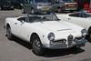 1965 Alfa Romeo Giulietta Spider (davocano) Tags: mgo844d brooklands autoitaliaday