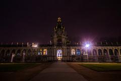 Dresden2018_085 (schulzharri) Tags: dresden sachsen saxon germany deutschland europa europe old zwinger town stadt city night dark outside drausen dunkel nacht licht