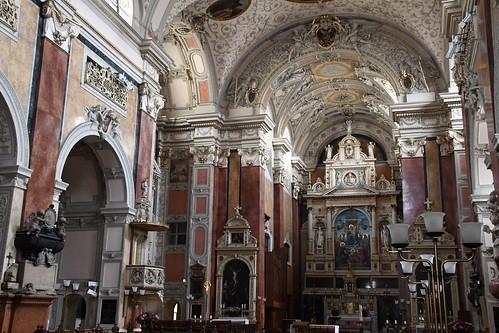 Wien, Schottenkirche (17. Jhdt.)