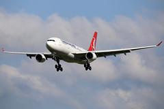 """Turkish Airlines Airbus A330-203 TC-JNB """"Konya"""" (Kambui) Tags: turkishairlines airbus a330203 tcjnb dassault zrh konya"""