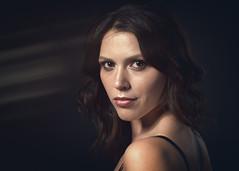 Viktoriya (Valentyn Kolesnyk (ValeKo)) Tags: pentax people portrait k3 50mm light look mood pentaxflickraward