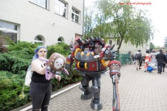Fotocon 2017 cosplay: TanakhT's awesome cosplay (SpirosK photography) Tags: fotocon2017 fotoconbytechland fotoconbytechland2017 backstage day2 cosplay travel travelling travellog