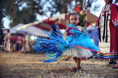 I have dance in my blood (PeterThoeny) Tags: stanford stanforduniversity california siliconvalley sanfranciscobay sanfranciscobayarea southbay powwow stanfordpowwow festival dance costume americanindian person portrait girl night sony a7 a7ii a7mii alpha7mii ilce7m2 fullframe vintagelens dreamlens canon50mmf095 canon 1xp raw photomatix hdr qualityhdr qualityhdrphotography fav200