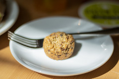 IMG_8618 (fabianamsolano) Tags: green cup cafe vegan raw coffee espresso wrap vegetables dessert happy boba tea
