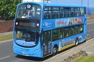 6062 NK62 CJJ Go North East Coaster