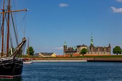 Historic ships @ Helsingør harbor (til213) Tags: denmark elsinore helsingør kronborg schiff segelschiff