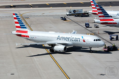 American A320 N659AW (KoryC757) Tags: airbus a320 americanairlines phoenix skyharbor arizona phx n659aw
