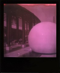 The Ball • PolaroidWeek | Day 3/2 (o_stap) Tags: filmisnotdead ishootfolm believeinfilm impossibleproject roidweek2018 roidweek polaroidweek polaweek polaroid600 polaroid