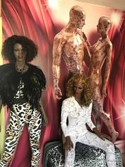 Mannequins (capricornus61) Tags: display mannequin shop window doll dummy dummies figur puppe schaufensterpuppe art face body wallpaper indoor home female feminine women weiblich frau sammeln collecting