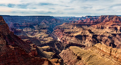 Nature's Masterpiece - Explore (Ron Drew) Tags: nikon d800 grandcanyonnationalpark arizona az nationalpark usa winter desert coloradoriver river clouds erosion outdoors cliff abyss southrim overlook grandcanyon light shadows