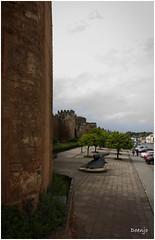 Muralla del Castillo de Niebla (Doenjo) Tags: castillo murallas niebla huelva doenjo 2018 canon450d instagram