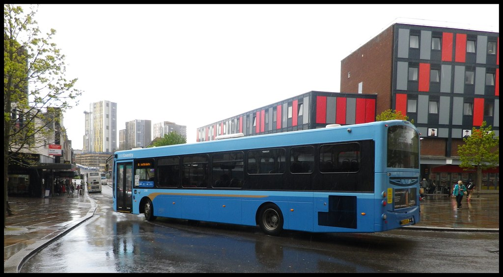 The World's Best Photos of bus and coventry - Flickr Hive Mind
