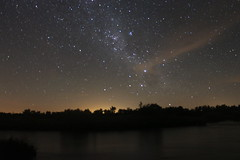 Starry Nights over the Vaal River (Rckr88) Tags: wolwespruitnaturereserve northwestprovince southafrica wolwespruit nature reserve north west province south africa starry nights over vaal river starrynightsoverthevaalriver starrynights starrynight star stars milky way milkyway galaxy galaxies universe space night sun sunlight moon moonlight light naturalworld outdoors travel travelling vaalriver thevaalriver rivers riverbank water