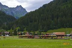 Schweiz 12072009 25 2048 (Dirk Buse) Tags: schweiz europa suisse berge wald tal natur nature outdoor zug eisenbahn triebwagen europe sommer summer saanenland golden pass