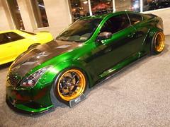 Infiniti G37 Coupe (splattergraphics) Tags: infiniti g37 coupe libertywalk customcar slammed