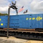 L&N Boxcar at Huntsville's Turntable thumbnail