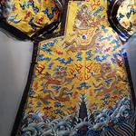 Chinese emperor's dragon robe thumbnail