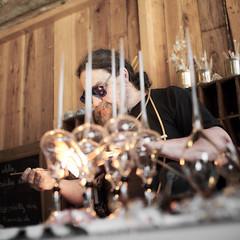 Les artisans de Dordogne #5 : le souffleur de verre (richardtostain) Tags: artisan artisanat dordogne périgord vintage verre souffleur craftman craft sony a7ii pentax fa limited 43mm f19