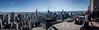 Top of The Rock - South Manhattan Panorama (johanpettersson63) Tags: panorama manhattan topoftherocks rockefeller