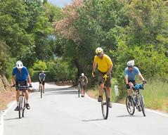 Montevina Road climb (Tom Holub) Tags: lexingtonreservoir losgatos montevinaroad unicycle