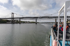 Cruise from Saltash, Cornwall to Plymouth Barbican, Devon (Pidgeoncoop) Tags: saltash england unitedkingdom gb